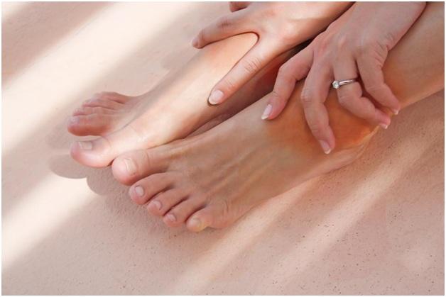 pain foot top